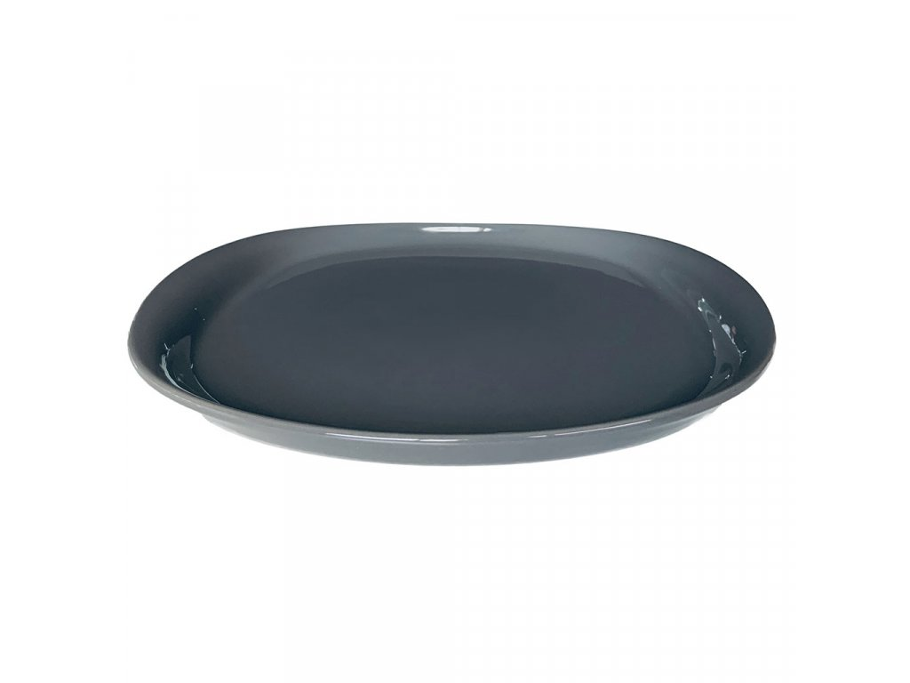 Cookplay Naoto Plate ⌀ 25 Dark Grey