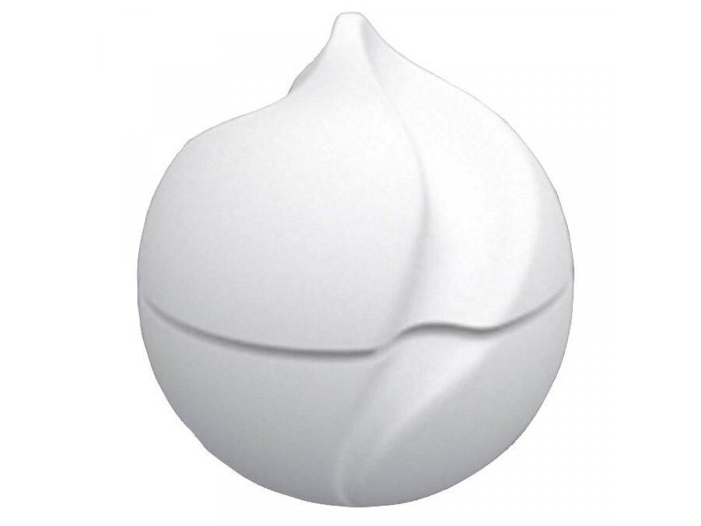 Cookplay The Ball outside matt, inside glazed 7x7x7,7cm