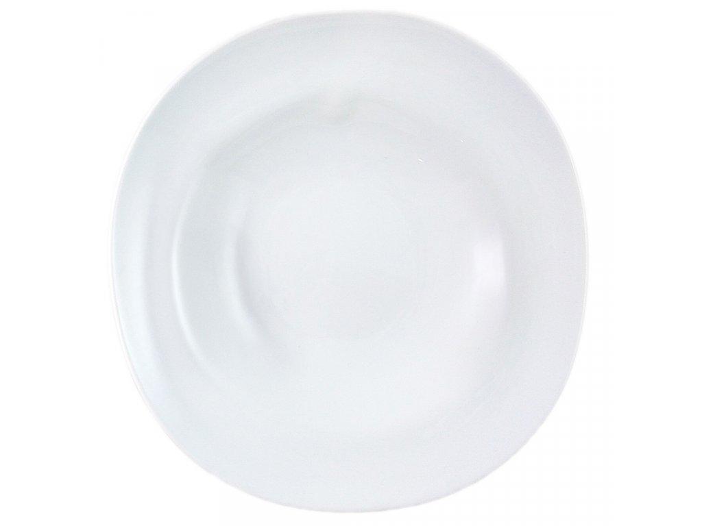 Cookplay Shell hluboký talíř matný 25x26x6cm