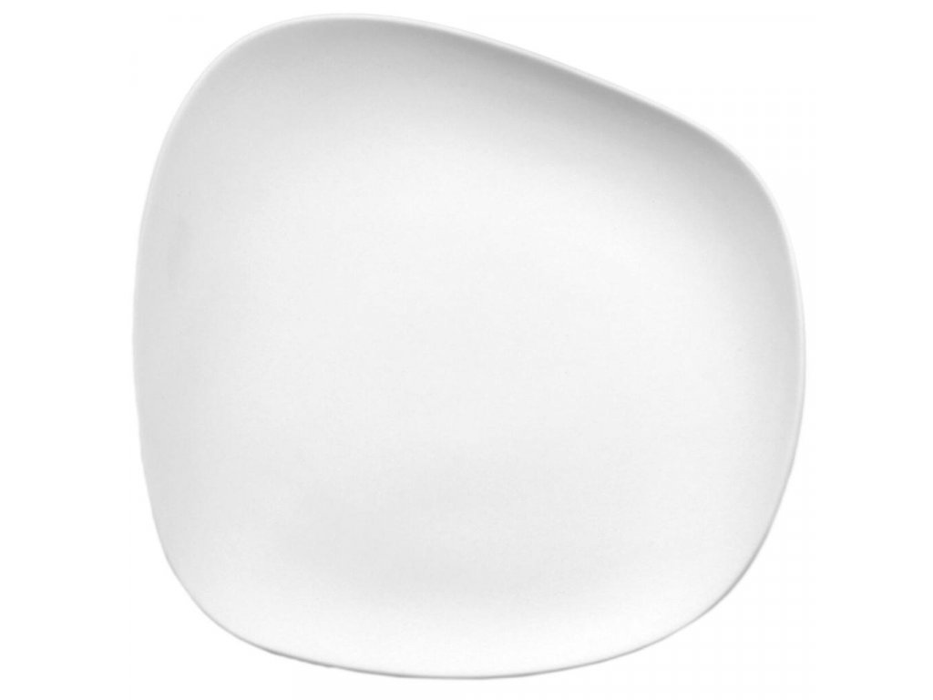 Cookplay Yayoi mělký talíř matný 26x24.5x4cm