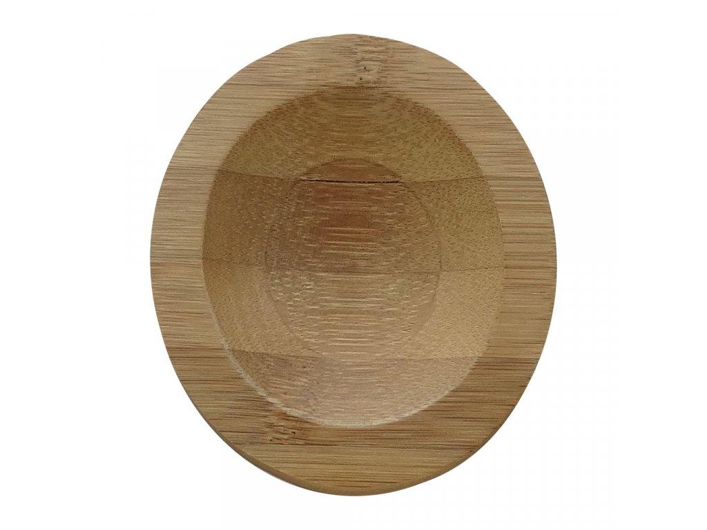 Cookplay Jo 1 bambusový tác 7x8x1cm