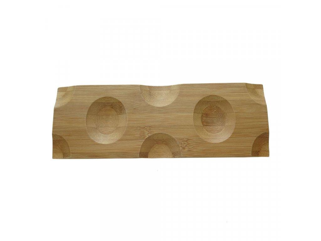 Cookplay Jo 2 bambusový tác 29x10x1cm