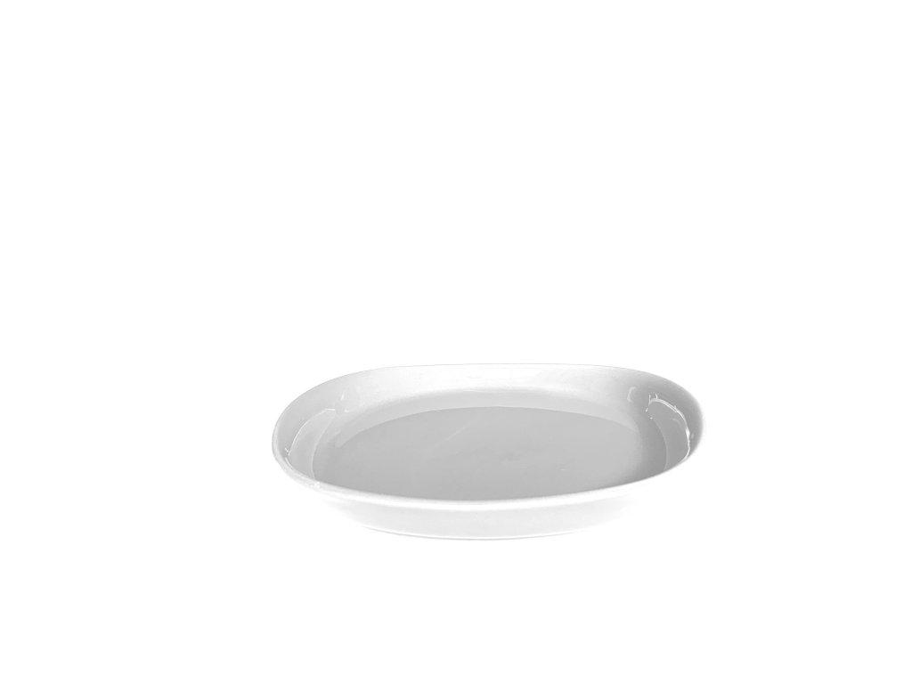 Cookplay Naoto Plate ⌀ 17 White 1ks
