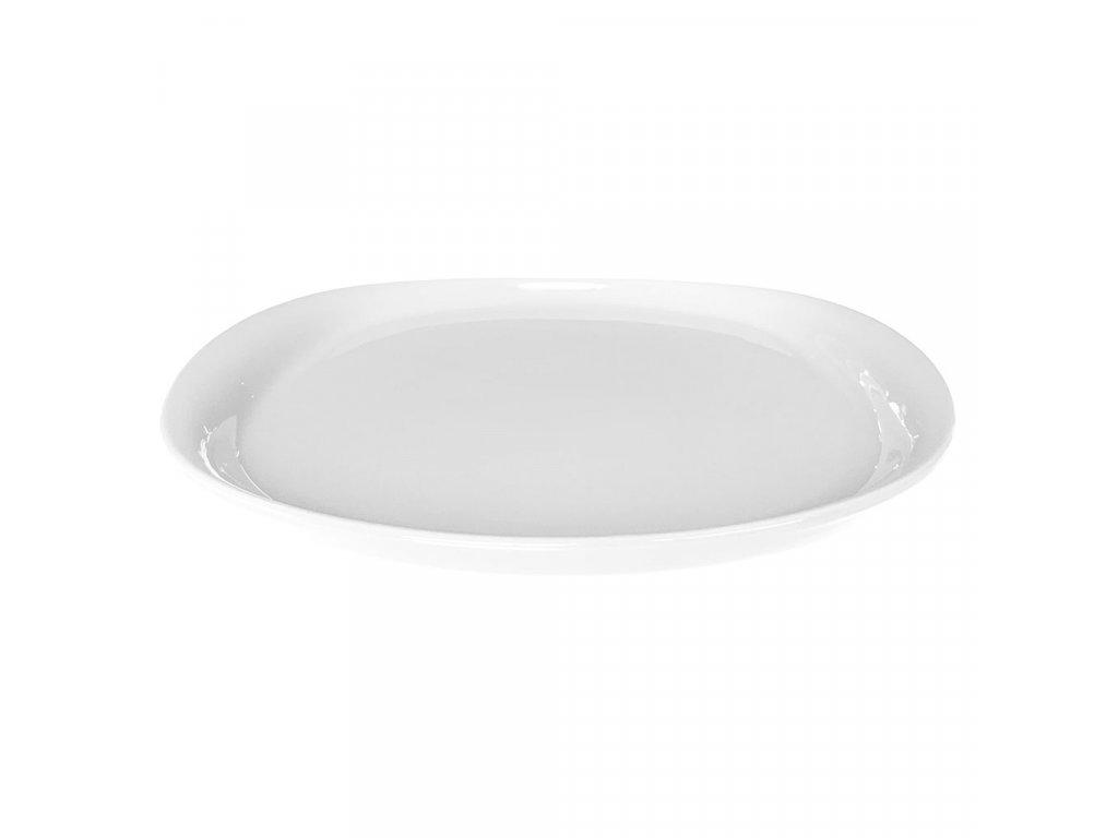 Cookplay Naoto Plate ⌀ 25 White 1ks