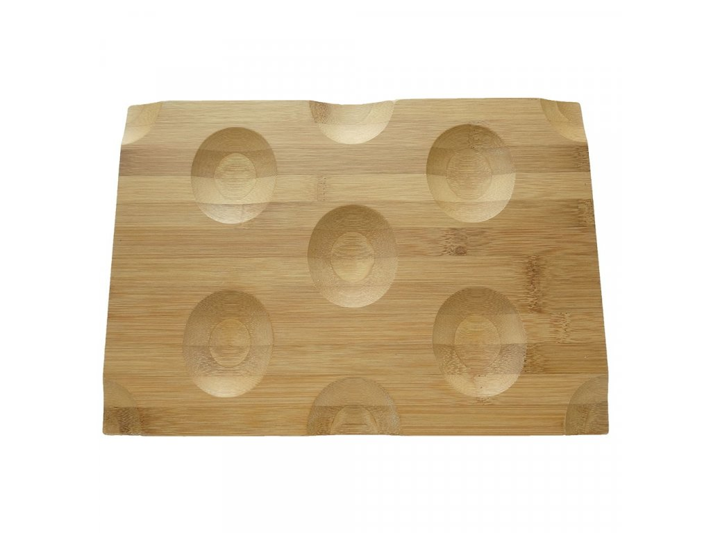 Cookplay Jo 5 bambusový tác 29x20x1cm