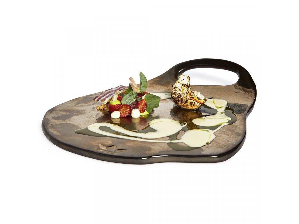 Dutch Deluxes Board Plate Lola Platinum