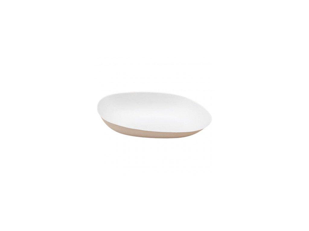 Cookplay Chikio EKO Yayoi Side jednorázový talíř přílohový 15,7x11,6x3cm