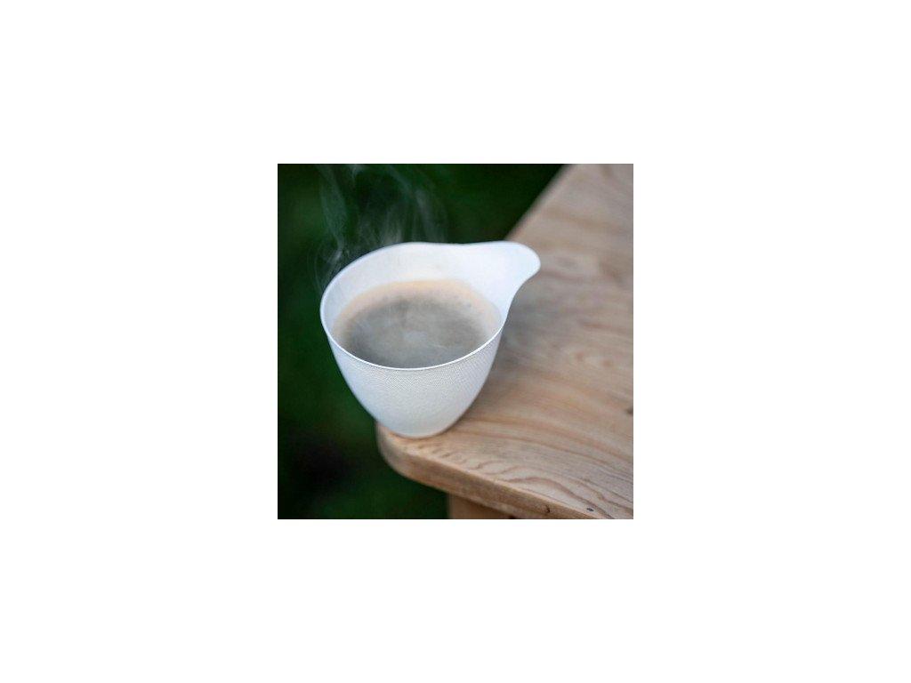 Cookplay Chikio EKO Fly jednorázový šálek 23,8x21,7x3,3cm