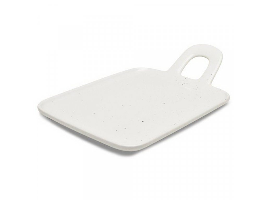 Figgjo Base Dryss talíř s uchem 18x28 cm 1ks