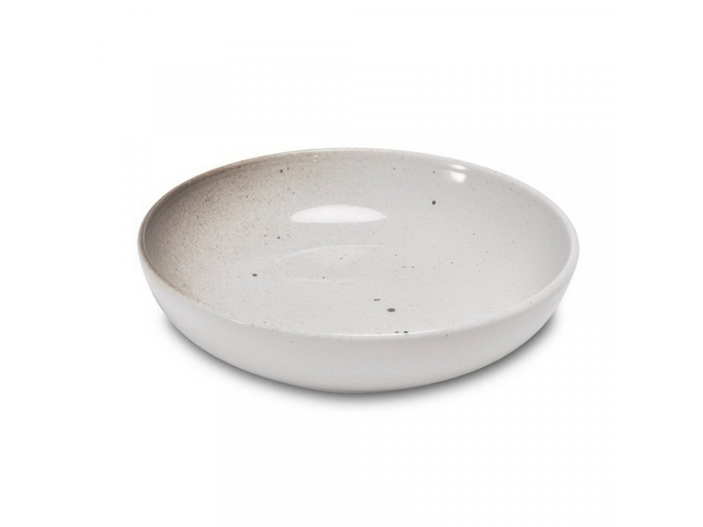 Figgjo Skygge talíř s vysokým praporem ø17cm