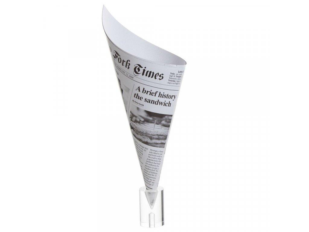 100% Chef velký novinový kornout ø10x25cm
