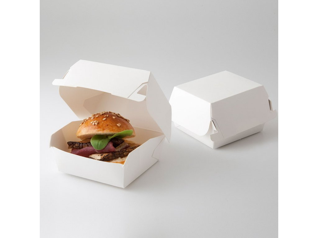 100% Chef Mac Bit bílá 9x8x5cm