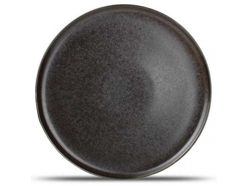 F2D Black Ceres talíř ø27.5x2cm 1ks