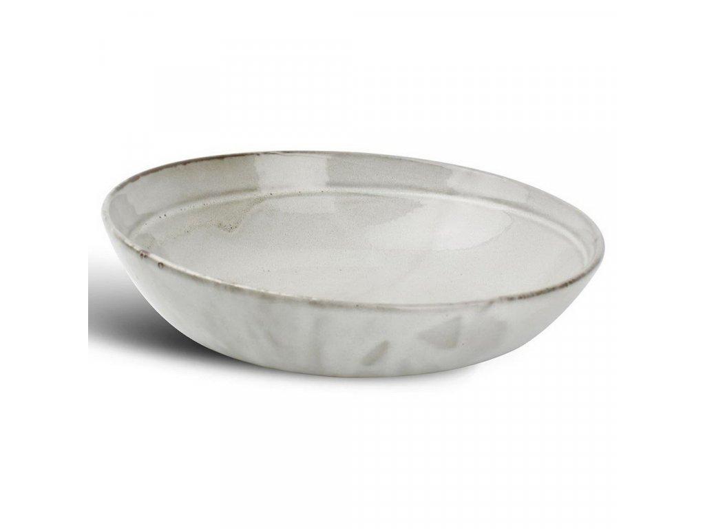 F2D Grey Ceres talíř  na těstoviny/salát ø22x6cm