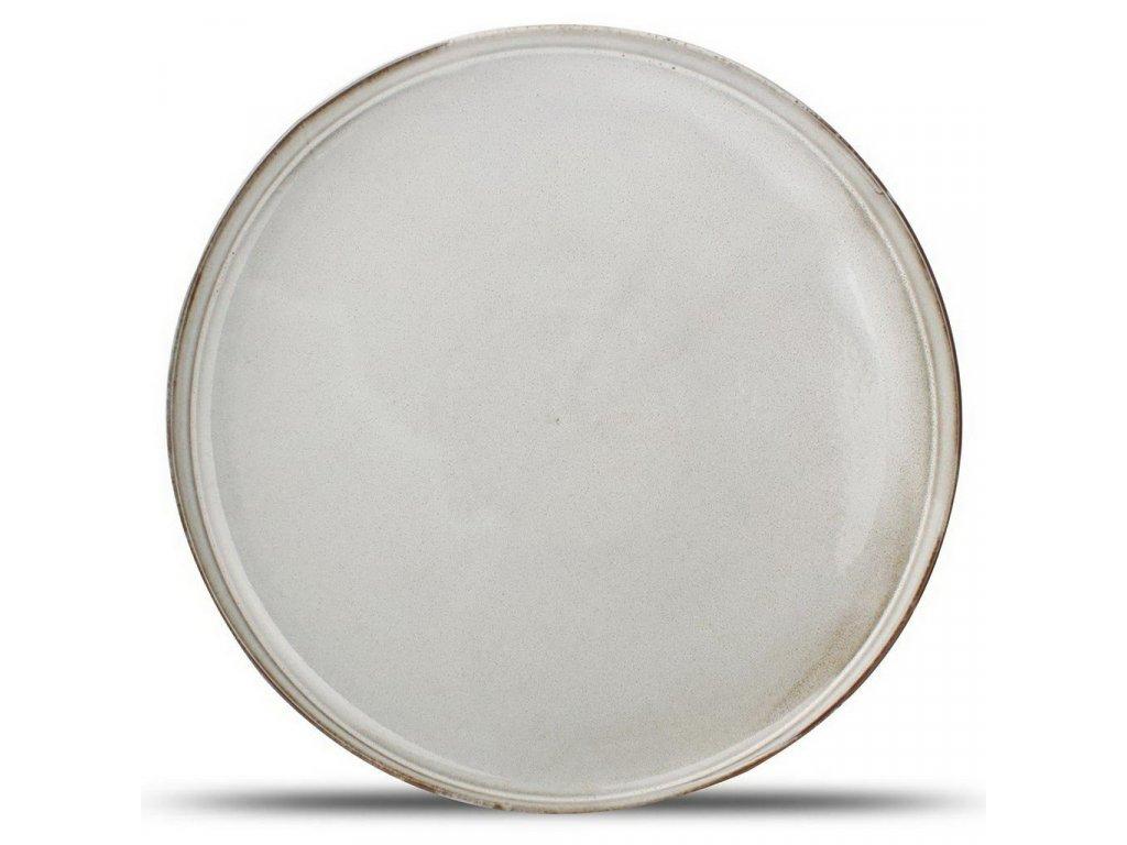 F2D Grey Ceres talíř  ø27.5x2cm 1ks