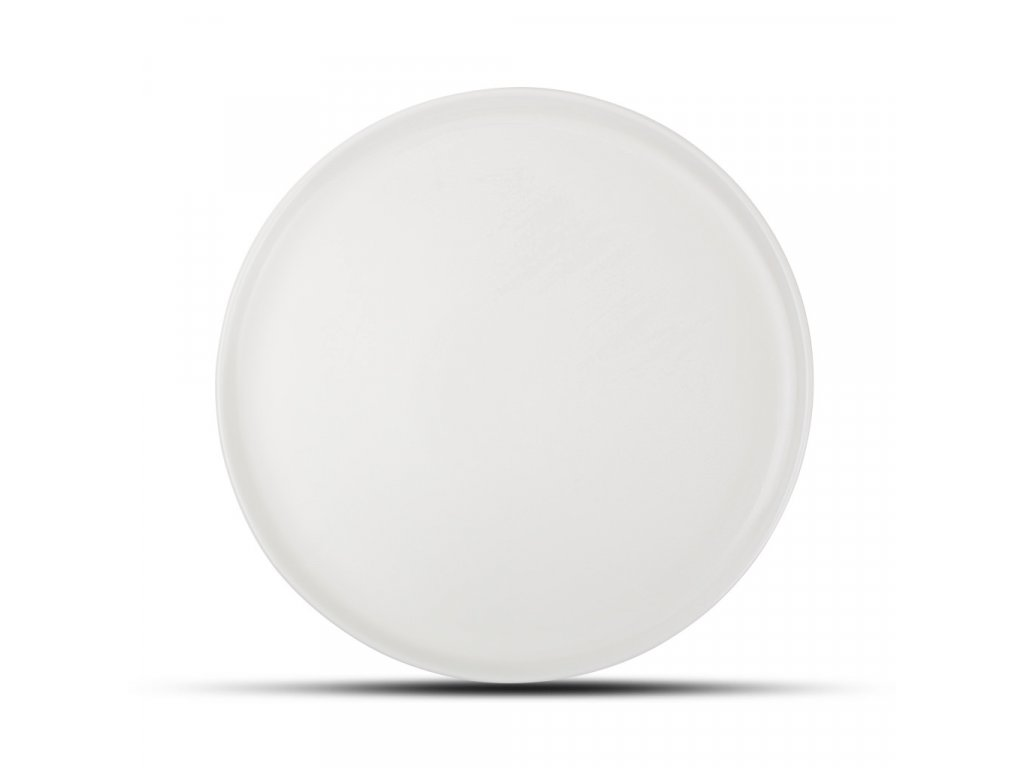 F2D White Ceres Plate 27.5x2cm