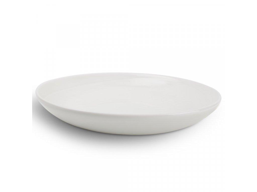 F2D White Ceres Serving dish round 30x5cm