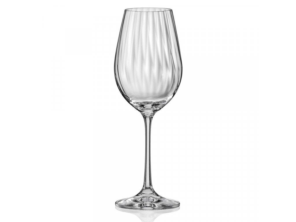 F2D Optic Wine glass 0,35l 1ks