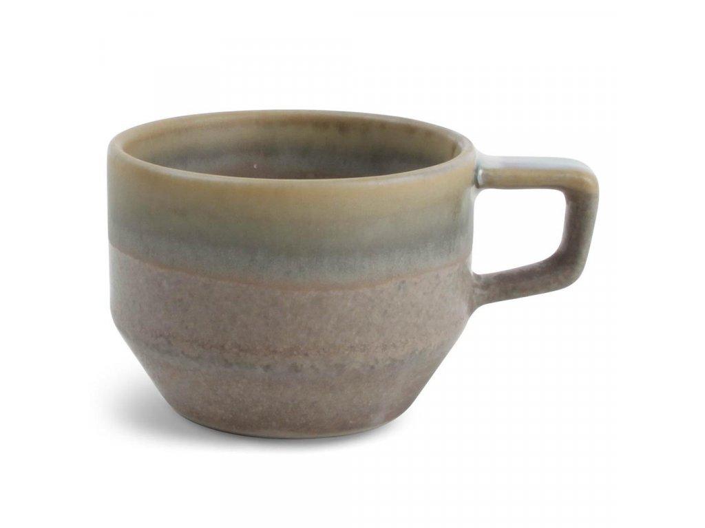 F2D Structo Mocha cup 8cl brown