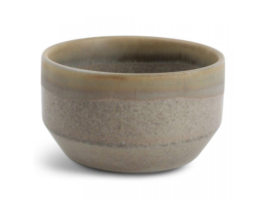 F2D Structo Bowl 7x4cm brown
