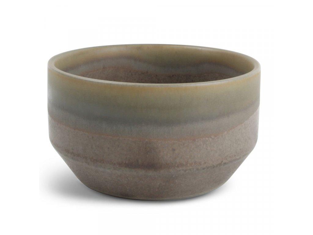 F2D Structo Bowl 10x5,5cm brown