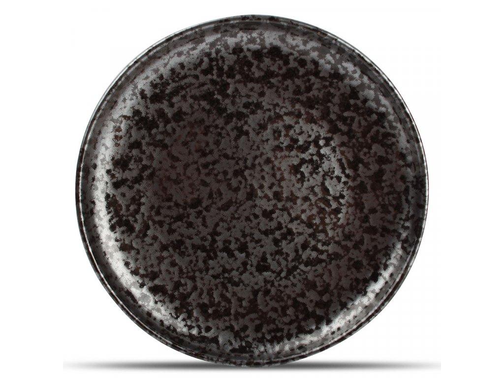 F2D Oxido Black Plate 21cm