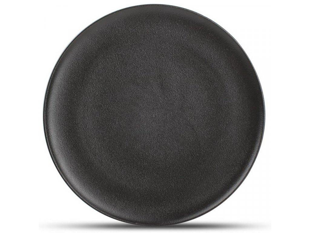 F2D Black Dusk kulatý talíř ø27cm
