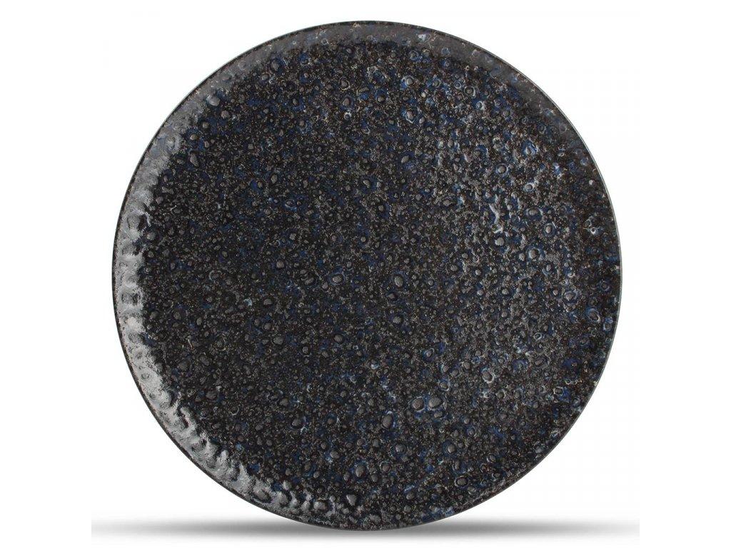 F2D Midnight Dusk Plate 27cm round
