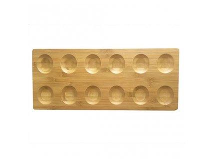 Cookplay Jo 12 bambusový tác 52x22x1cm