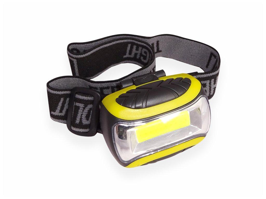 LED čelovky