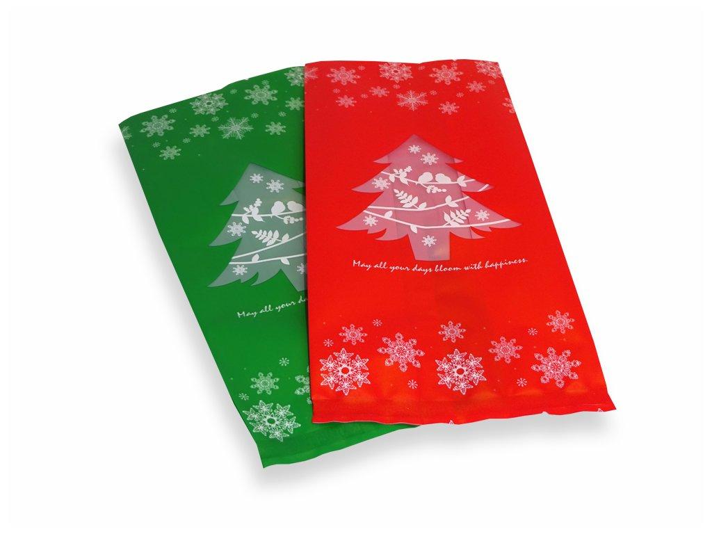 Vánoční sáček na drobnosti