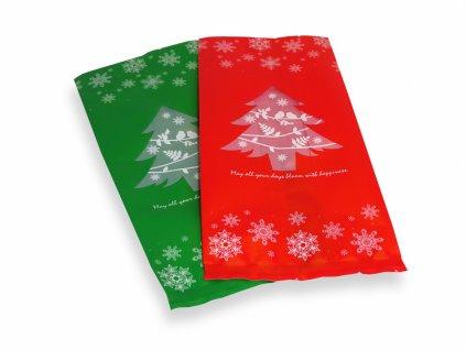 Vánoční sáček na drobnosti (5 ks)