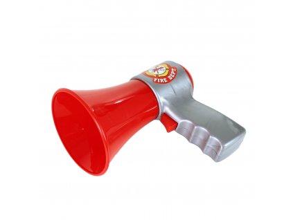 Megafon pro malé hasiče