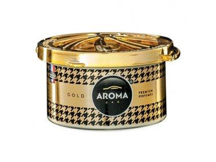 AROMA CAR PRESTIGE ORGANIC GOLD