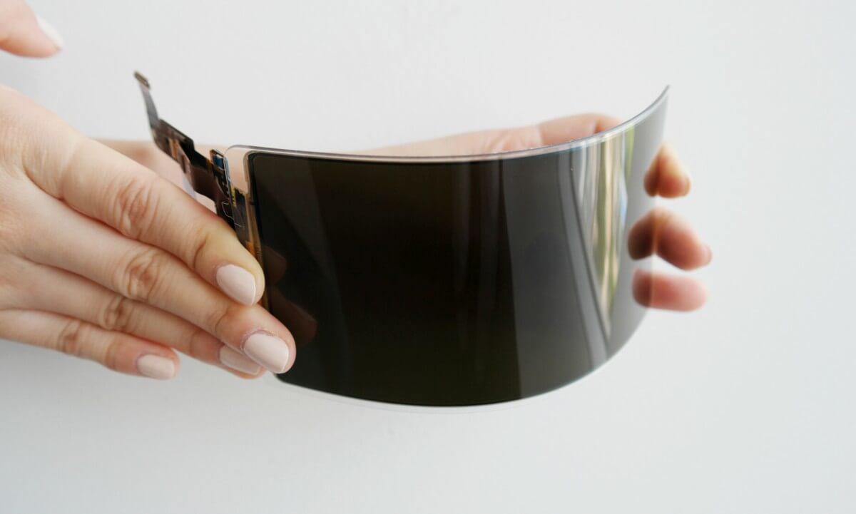 Samsung má nový patent: nezničiteľné sklo