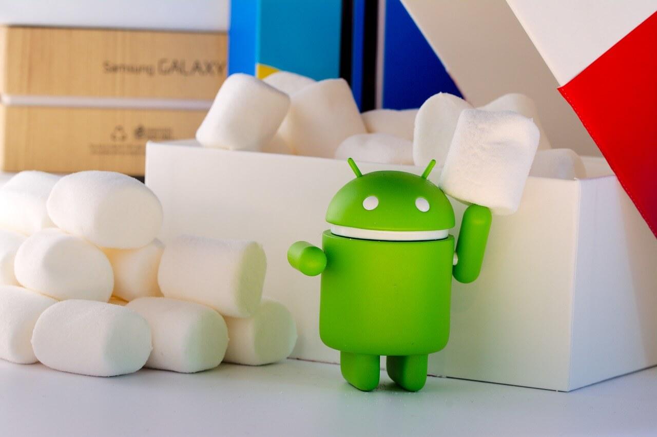 História Androidu - pôvodne nebol určený pre mobily