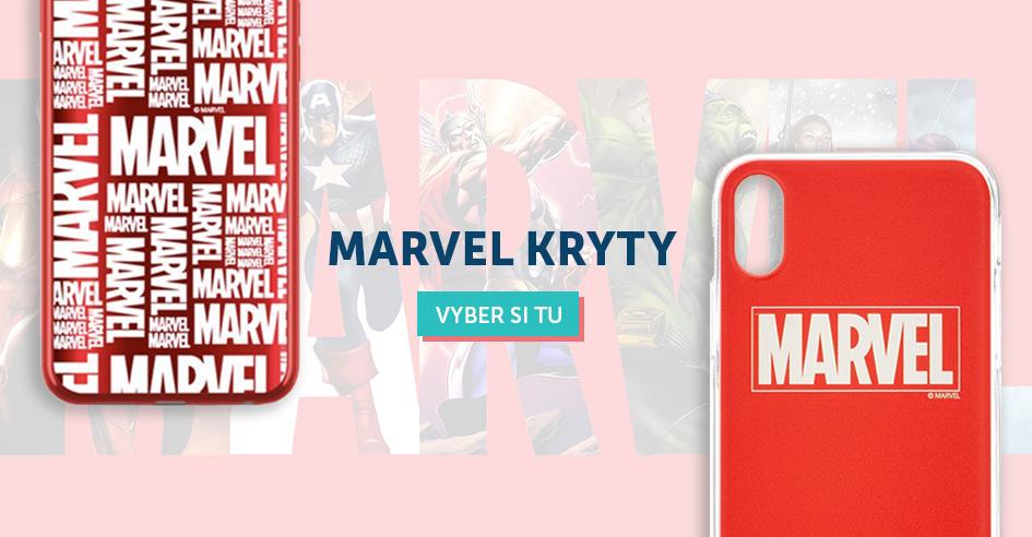 Marvel obrázkové kryty na mobil