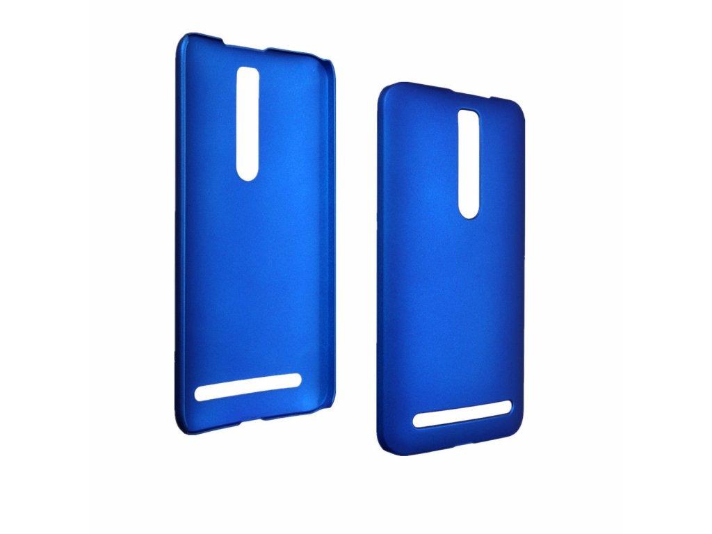 Plastový kryt (obal) pre Asus Zenfone 2 - blue (modrý)
