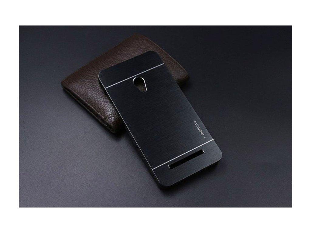 Hliníkový kryt (obal) pre Asus Zenfone 2 - black (čierny)