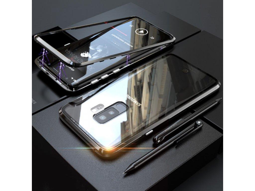 6e684f9af Hliníkové Luxury magnetické puzdro (obal) pre Samsung Galaxy Note 9 ...