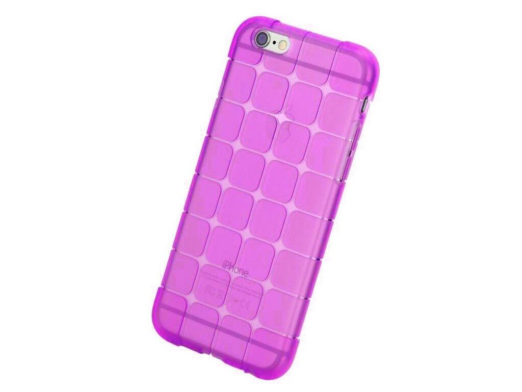 Silikónový kryt (obal) pre iPhone 6/6S - ružový (pink)