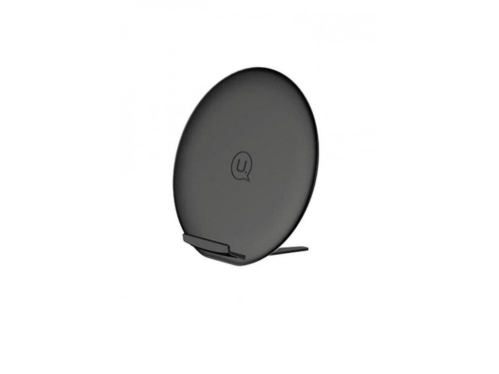 USAMS V Series bezdrôtová nabíjačka:dokovacia stanica čierna