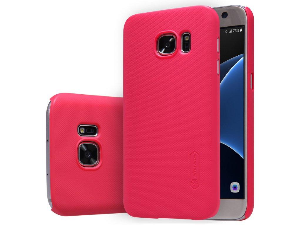 Nillkin kryt (obal) pre Samsung Galaxy S7 - červený (red)