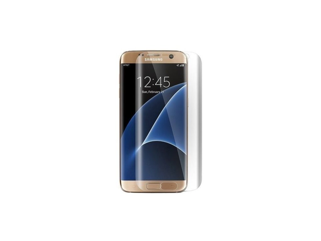 Ochranná fólia pre Samsung Galaxy S7 Edge - zaoblená