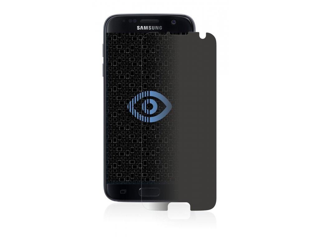 Ochranná fólia na Samsung Galaxy S7 Edge nezaoblená