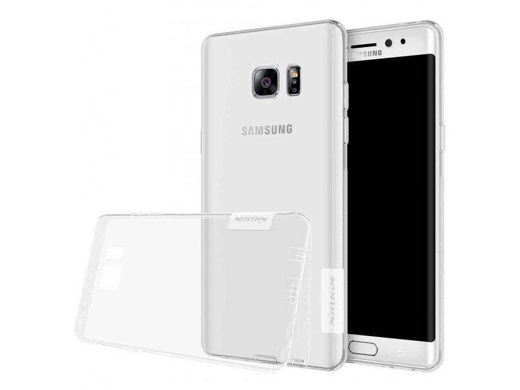Silikónový Nillkin kryt (obal) pre Samsung Galaxy Note 7 - priesvitný