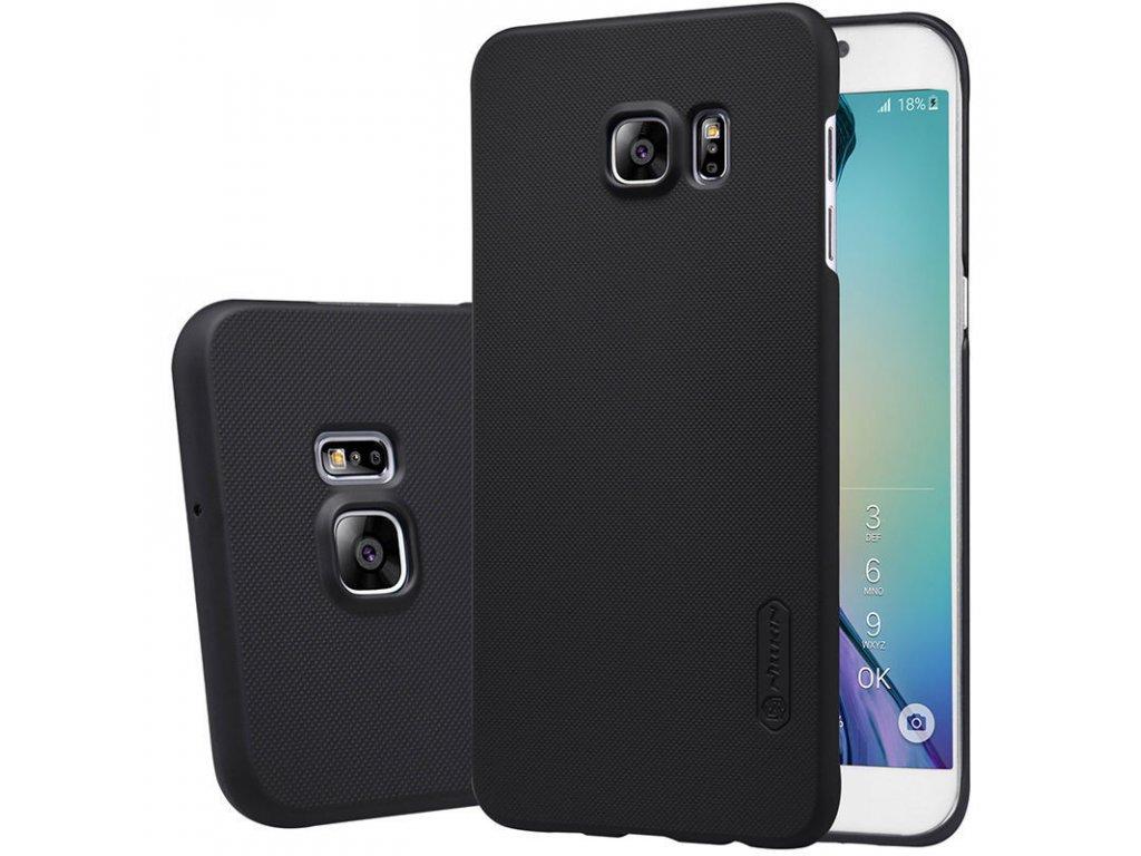 Plastový Nillkin kryt (obal) pre Samsung Galaxy Note 7 - čierny (black)