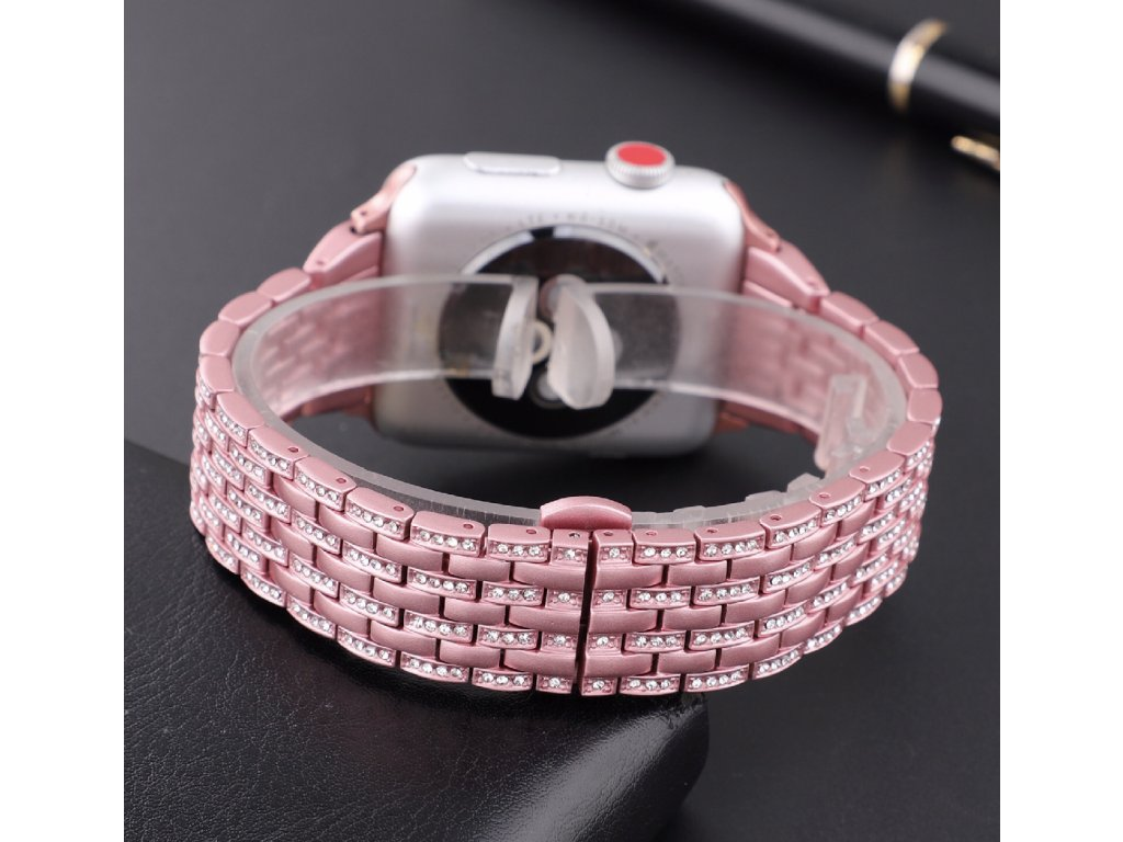 handodo diamond kovový magnetický remienok pre iwatch