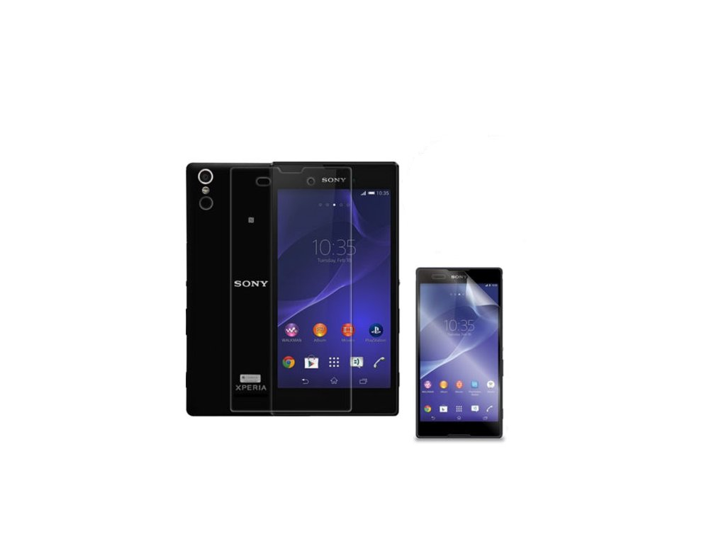 Ochranná fólia na Sony Xperia M5