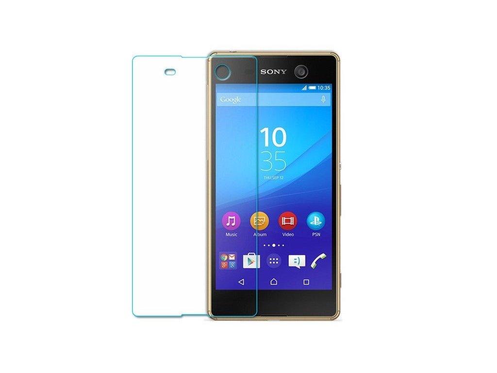 Tvrdené sklo na Sony Xperia M5